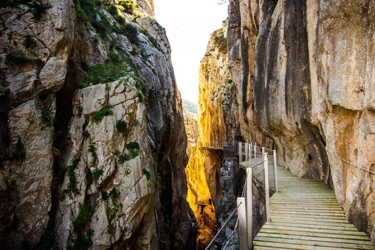 Viagem ao Camino del Rey