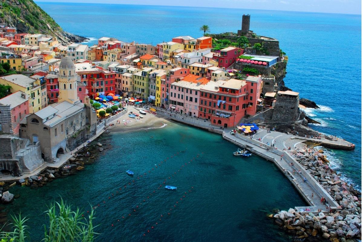 Viagem a Cinque Terre e Florença