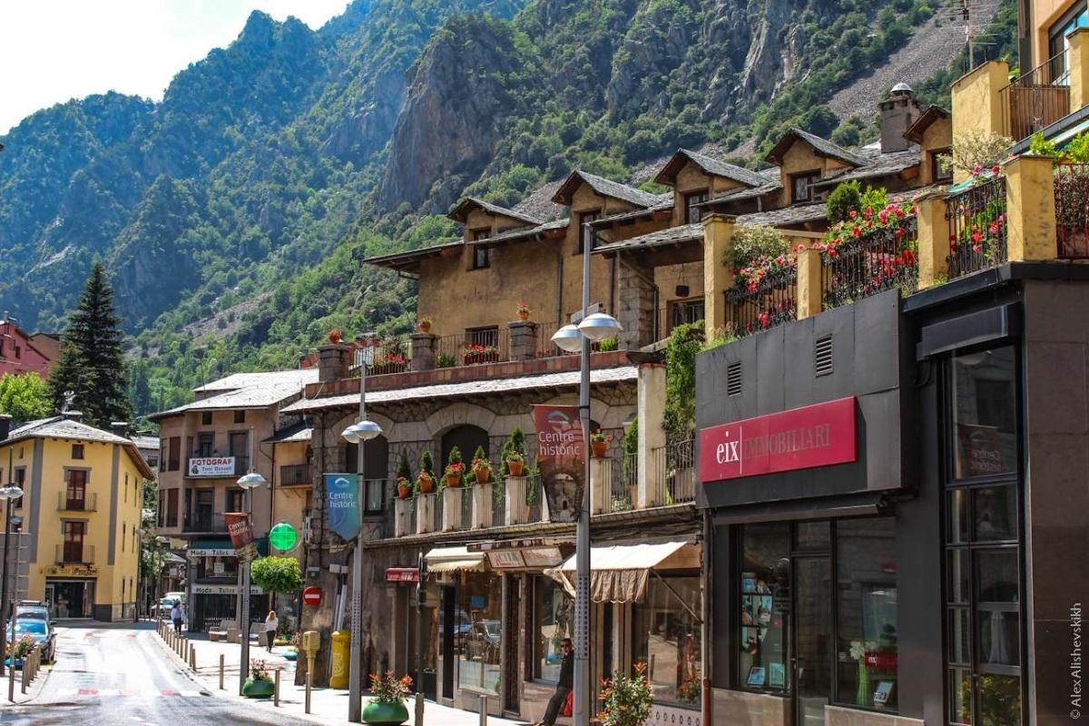 Viagem a Andorra