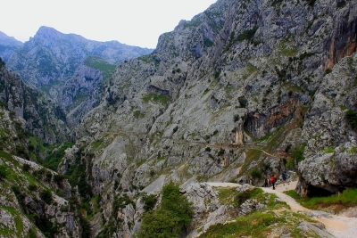 Viagem aos Picos Europa