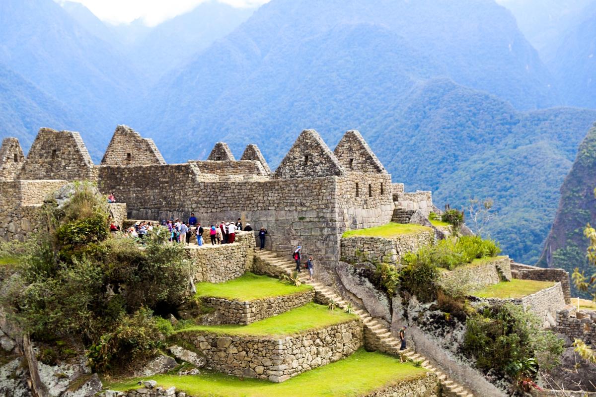 Viagem a Machu Picchu, Peru