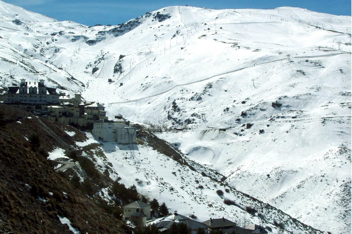 Viagem, Sierra Nevada