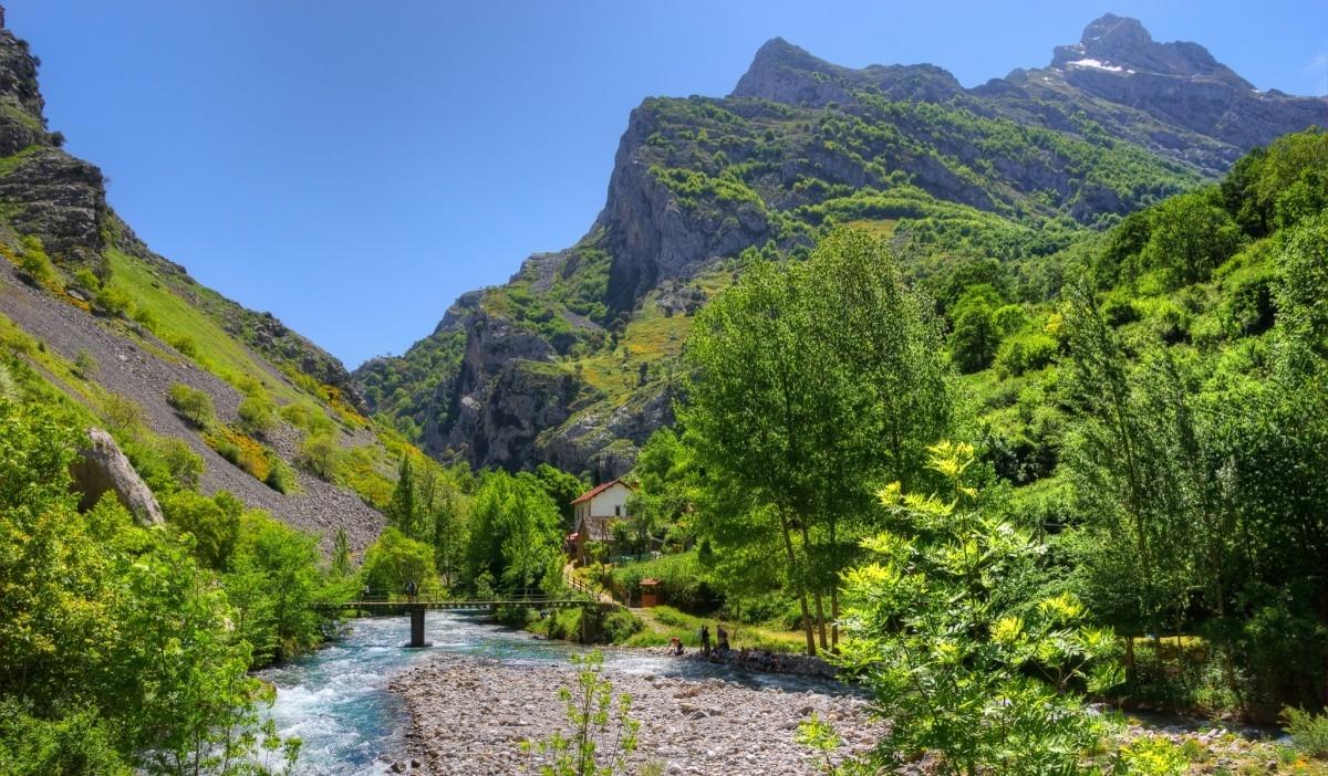 Viagem aos Picos da Europa